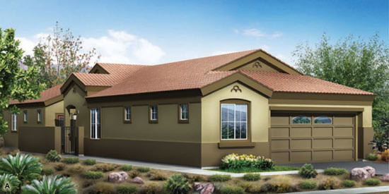 Giavanna Is A Centex Homes Community In North Las Vegas Nevada