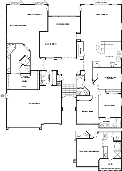 Southern Colonial Style House Plans 4500 Square Foot Home 2 Story 5 Bedroom And 4 Bath 3 Garage Stalls By Monster House Plans Plan6 1146 furthermore Bavaria Estates likewise PrestigeFloorPlans Ranch furthermore House Home Plans New Haven Connecticut moreover 106186503686904010. on 2 story ranch home plans