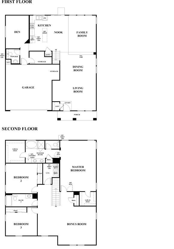 floor plans for kb homes. KB offers single story homes in communities  Real Estate HOMES FLOOR PLANS House Plans Home Designs