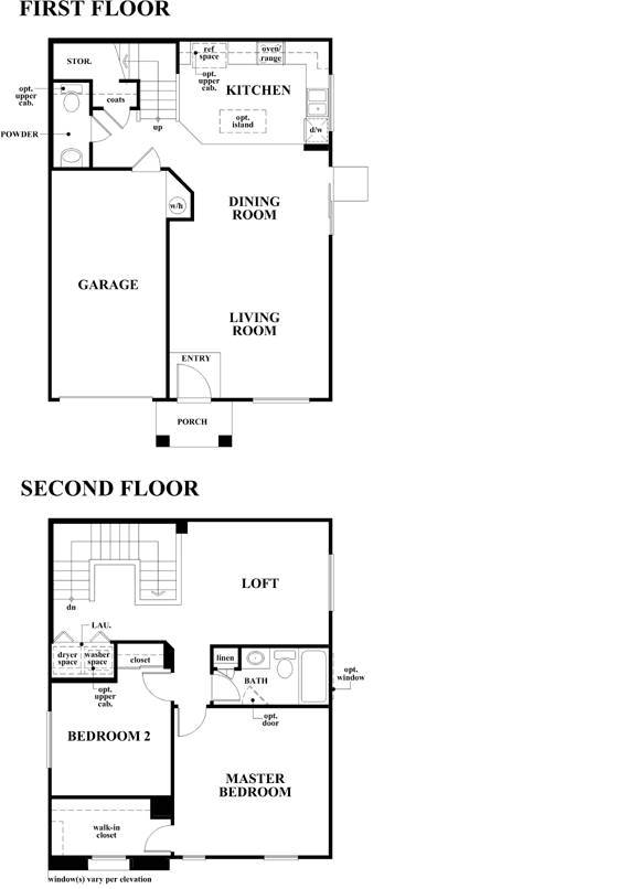 floor plans for kb homes. Floor Plan  Huntington by KB Homes Southwest Las Vegas