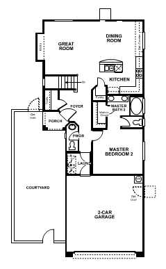 Ryland Homes Floor Plans Florida